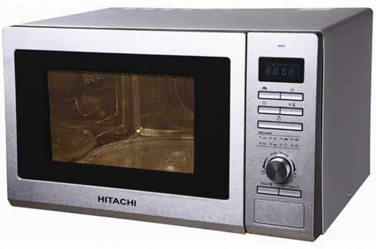Microwave oven preparation