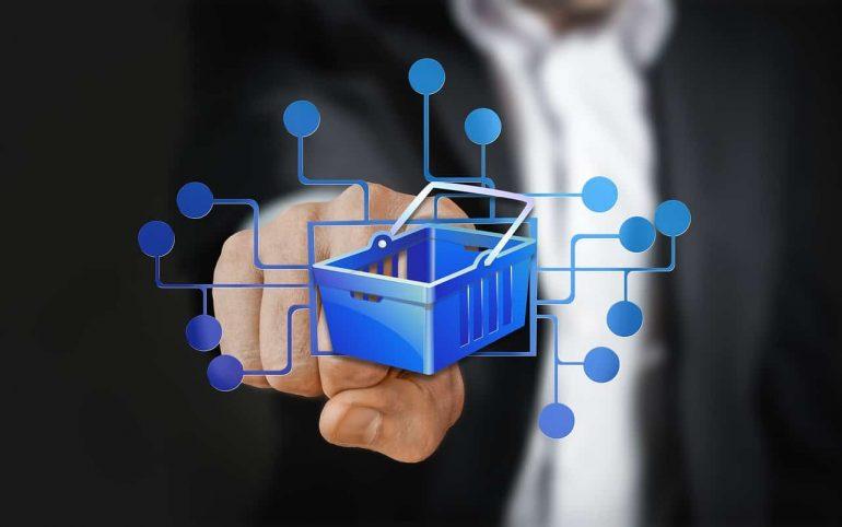 paso de creación de tienda online